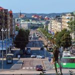 مدينة غوتنبرغ السويدية