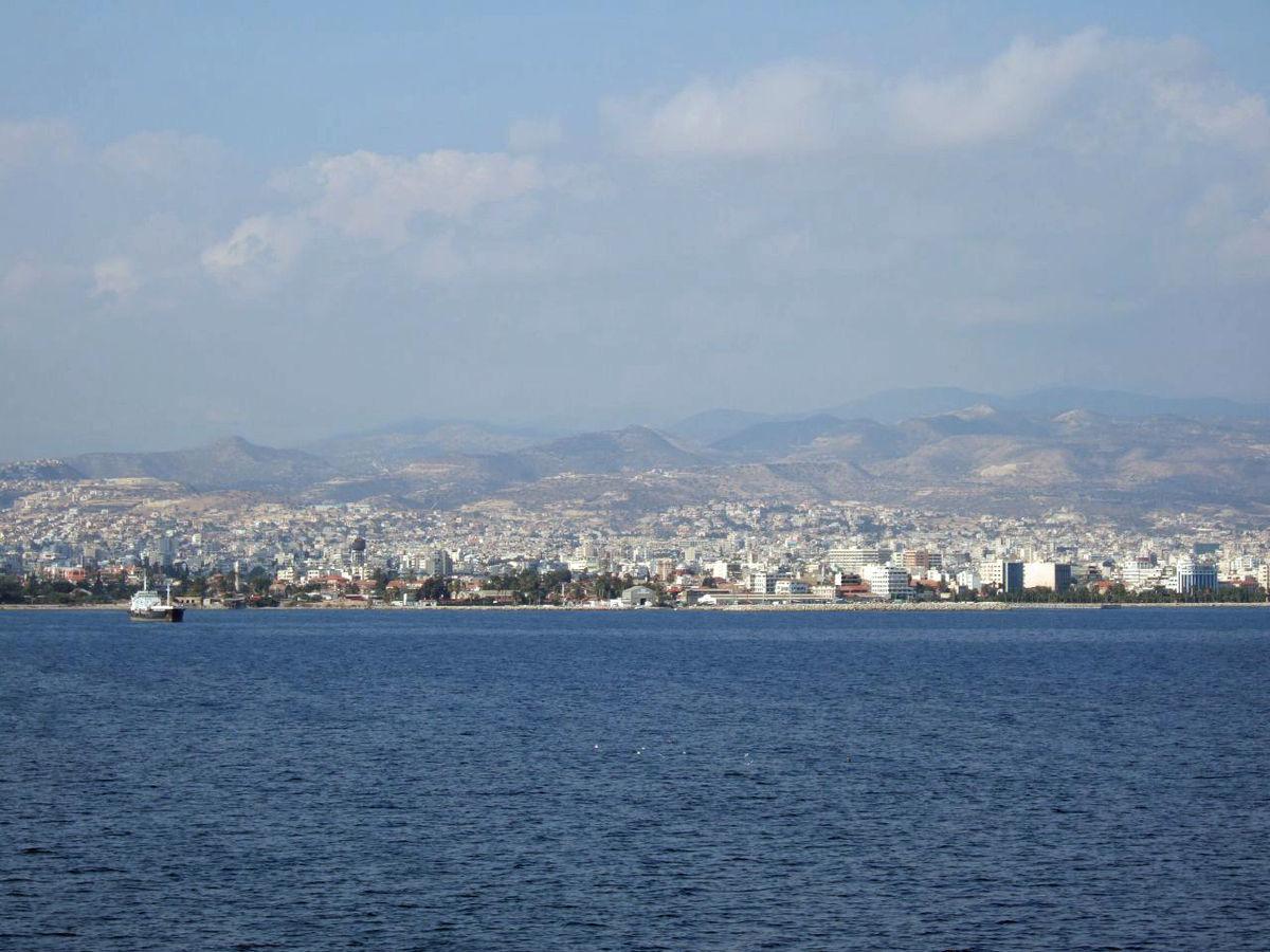مدينة ليماسول القبرصية