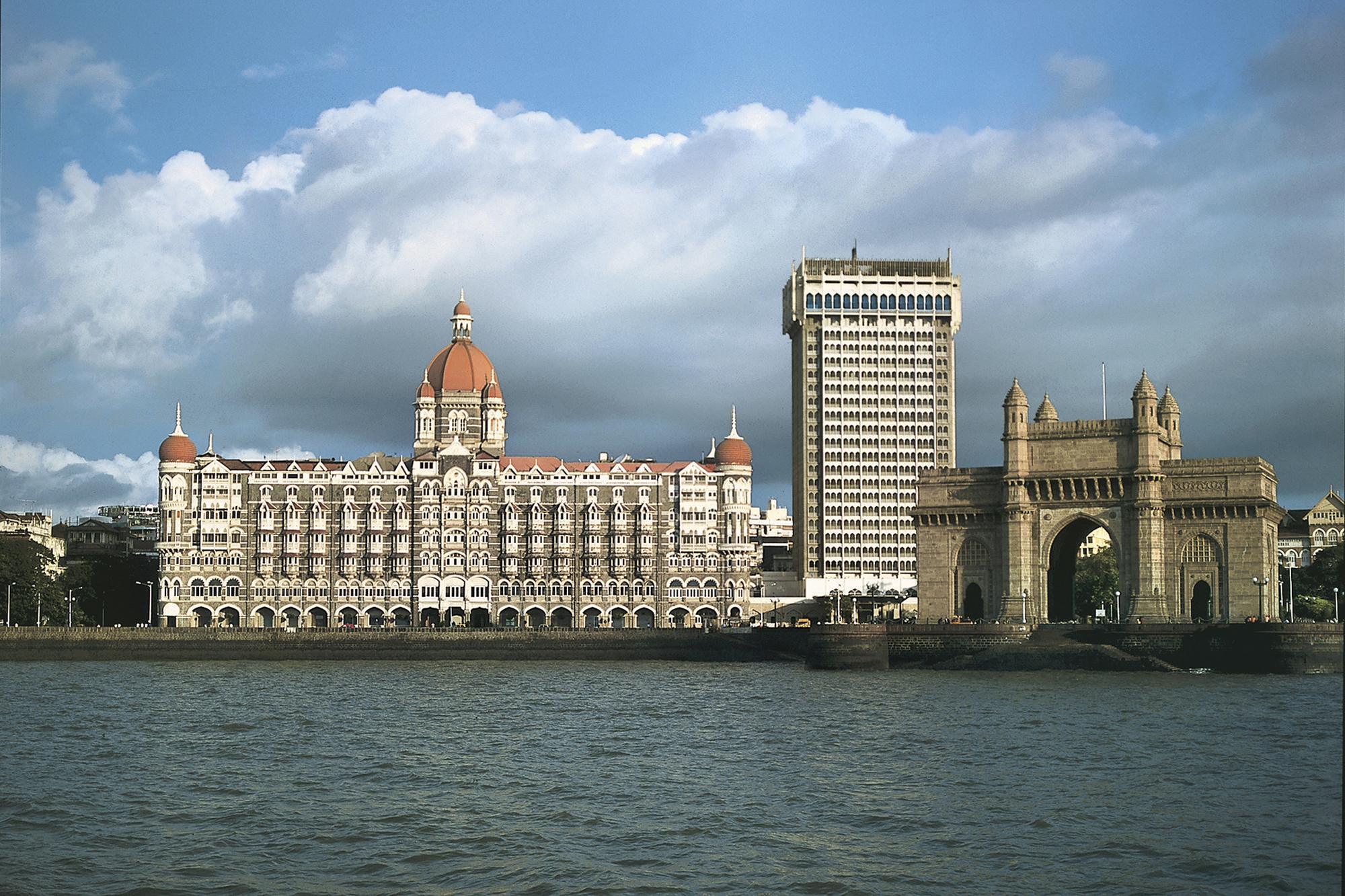 مدينة مومباي في الهند