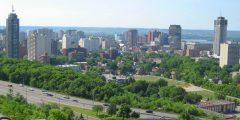 مدينة هاملتون في كندا