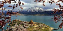 مدينة وان بتركيا
