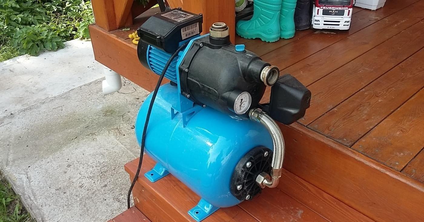 مشاكل موتور المياه