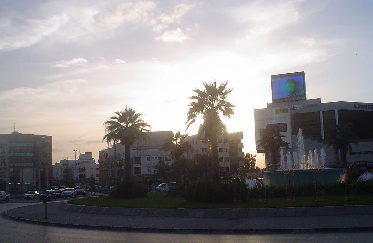 منطقة السطوة في إمارة دبي
