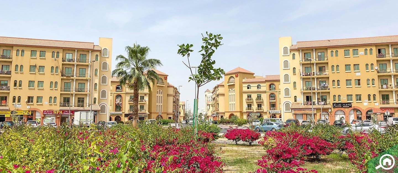منطقة الورسان في إمارة دبي