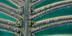 منطقة جزر جميرا في إمارة دبي