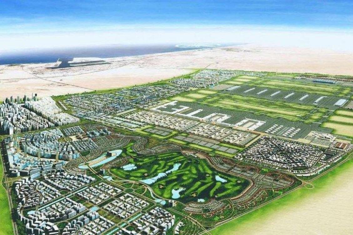 منطقة دبي الجنوب في إمارة دبي