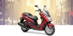 مواصفات scooter yamaha الحديث
