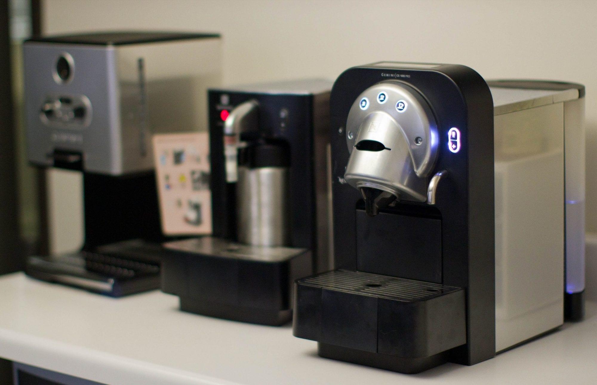 ميزات ماكينة فريجيدير للقهوة