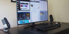 هل يمكن تحويل شاشة الكمبيوتر إلى تليفزيون