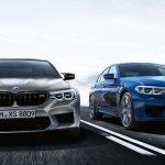 مواصفات سيارة BMW M5
