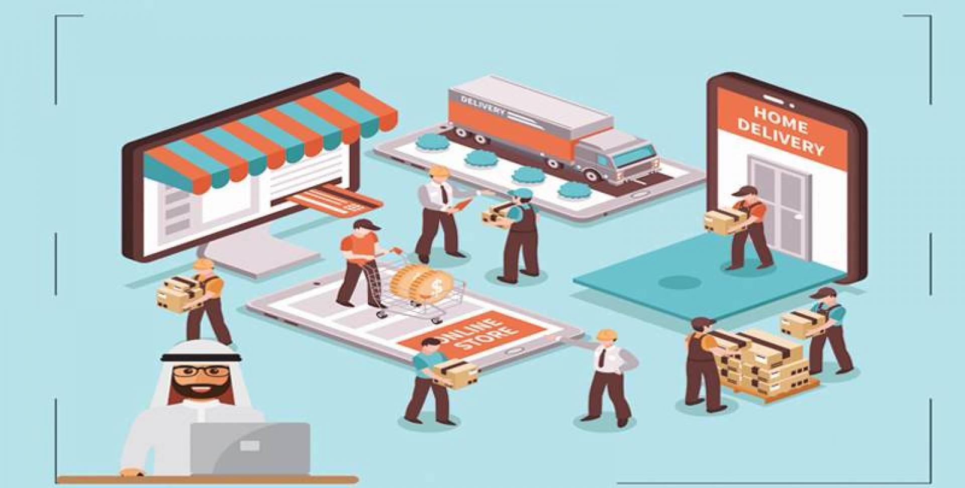 خدمات الـ Delivery وزيادة الطلب عليها خلال أزمة كورونا