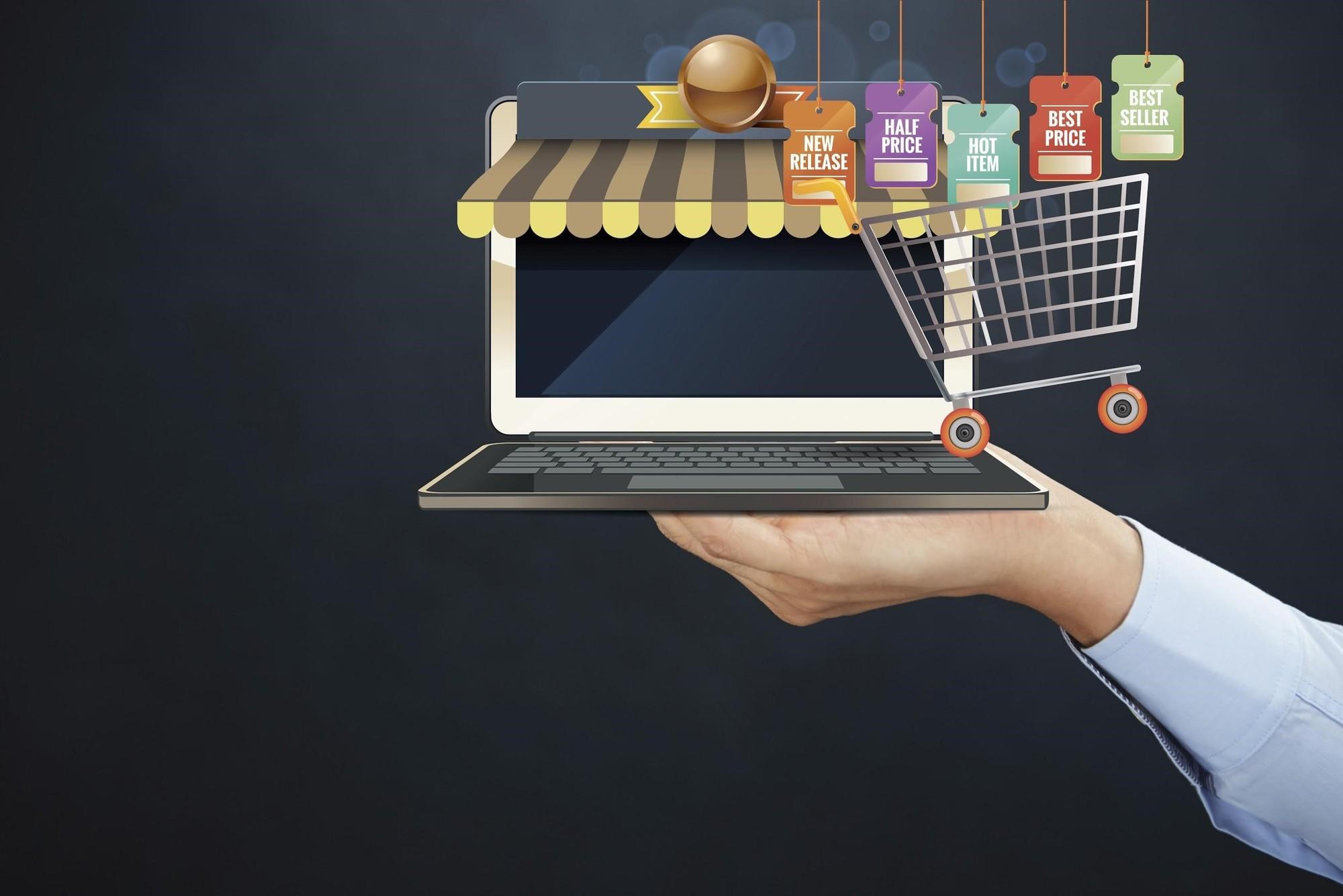 أشكال التجارة الإلكترونية