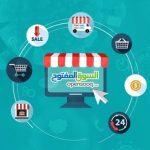 التجارة الإلكترونية على السوق المفتوح في ظل أزمة كورونا