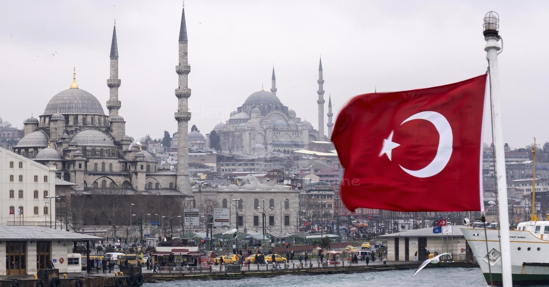 التجارة الإلكترونية في تركيا