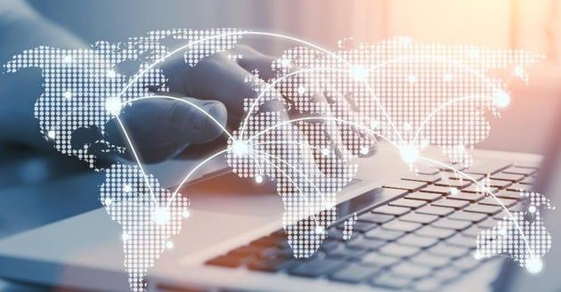 تقرير عن التجارة الإلكترونية