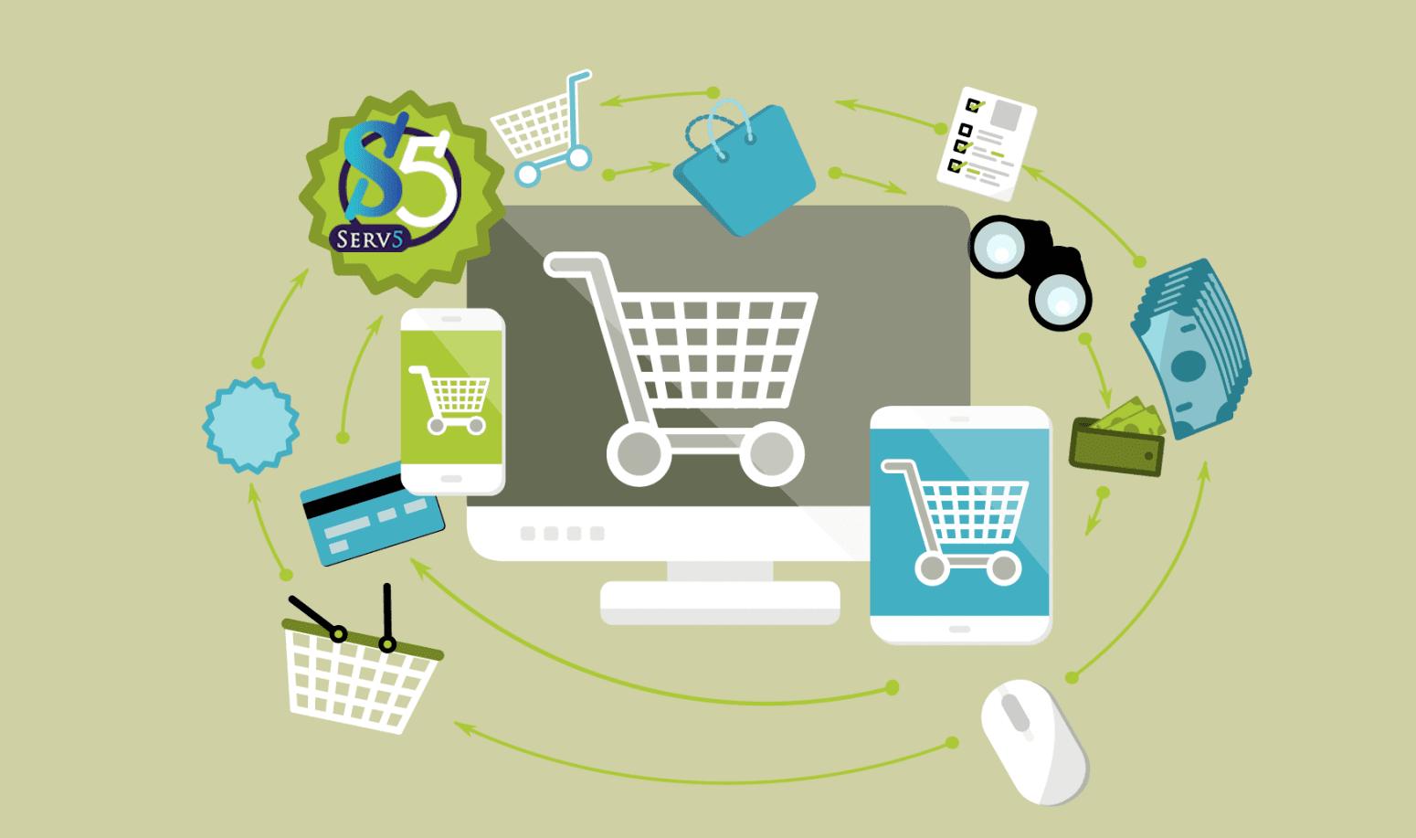 تكلفة إنشاء متجر إلكتروني