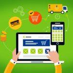 خطوات إنشاء متجر إلكتروني