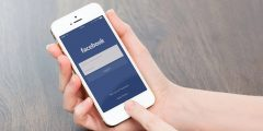 طريقة فتح Facebook جديد