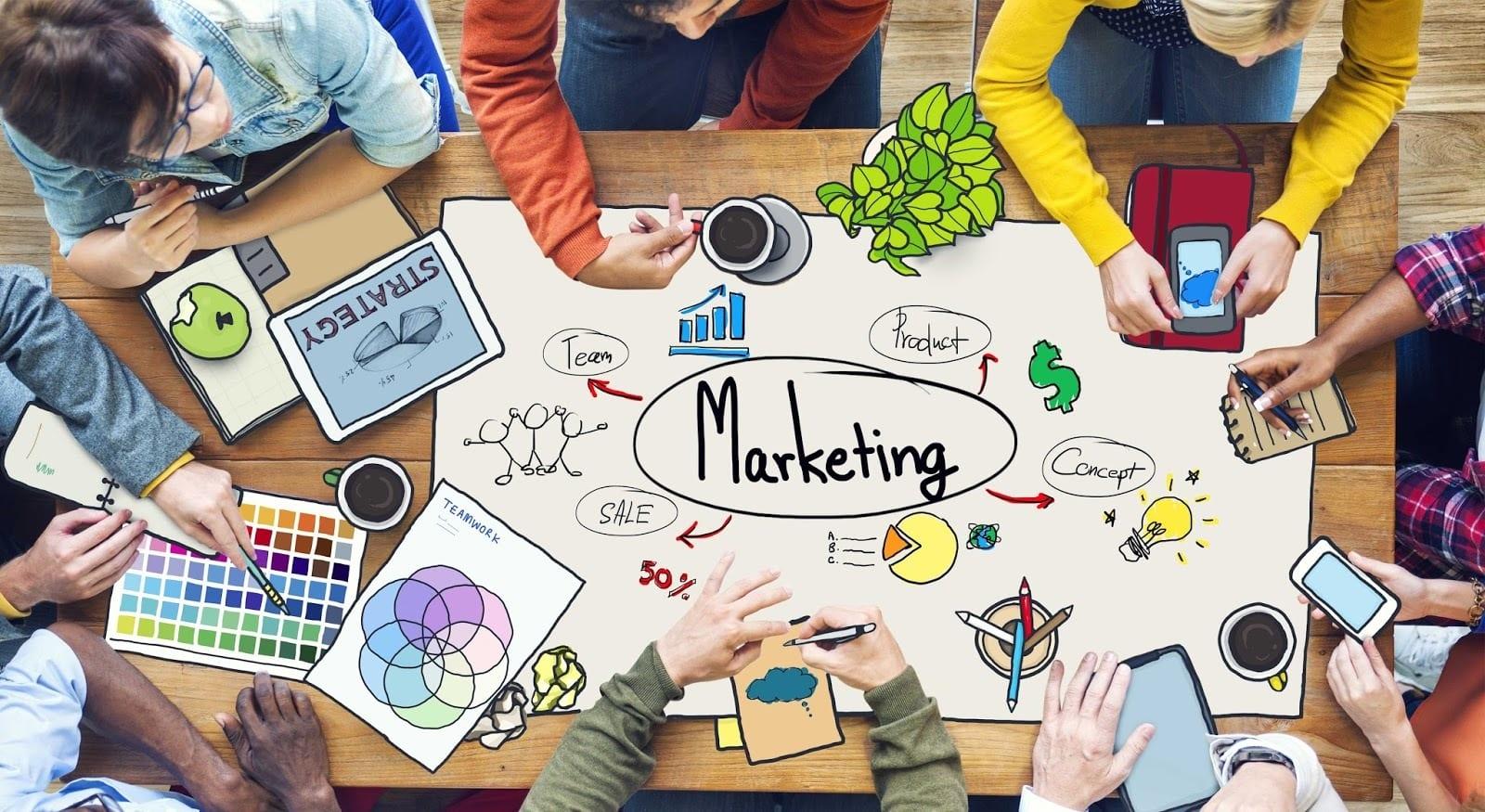 كيف أبدأ التسويق الإلكتروني كفرد
