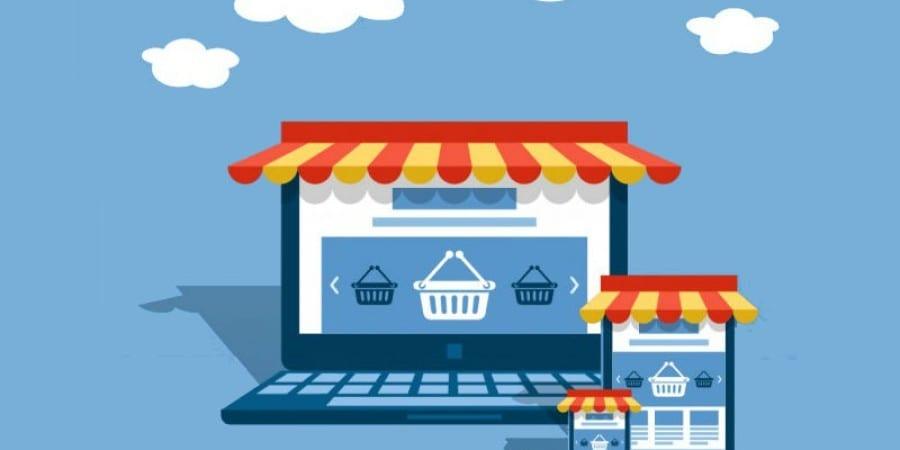منصات متاجر إلكترونية