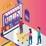 مميزات وعيوب المتجر الإلكتروني