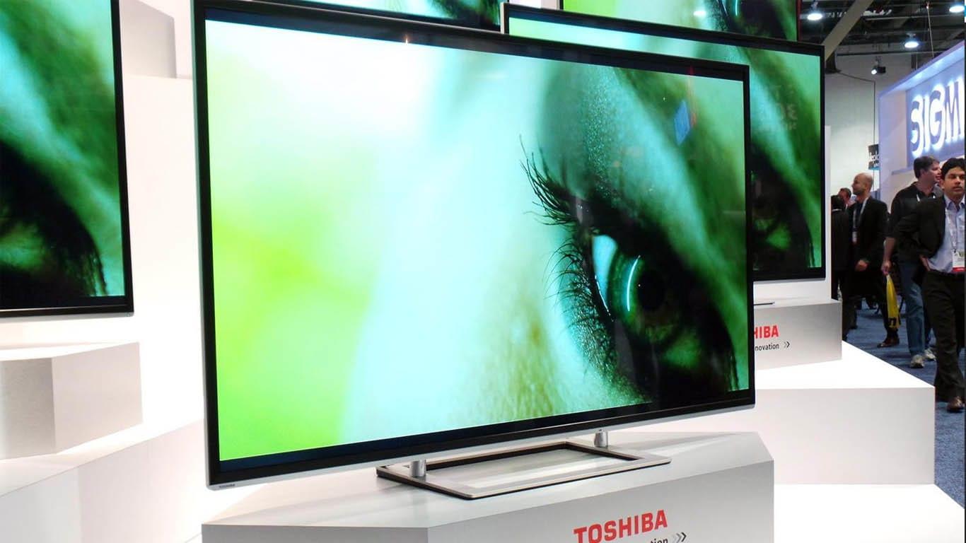 أسعار شاشات توشيبا