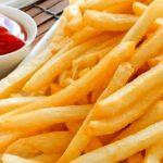 السعرات الحرارية في البطاطس المقلية