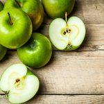 السعرات الحرارية في التفاح الاخضر