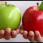 السعرات الحرارية في التفاح