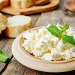 السعرات الحرارية في الجبنة القريش