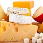 السعرات الحرارية في الجبن الرومي