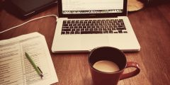 العمل على الإنترنت من المنزل