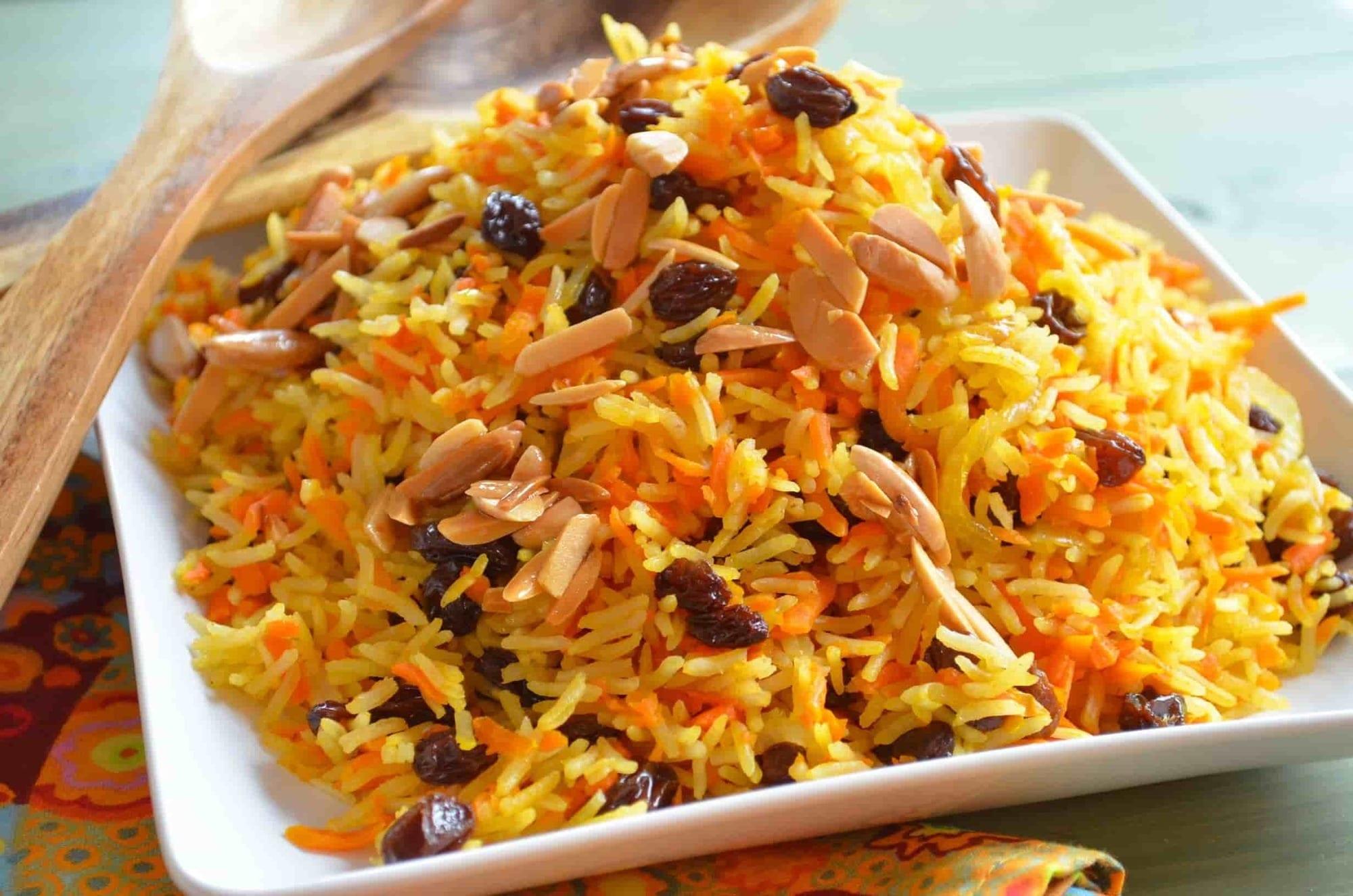ما هي طريقة عمل الأرز البسمتي