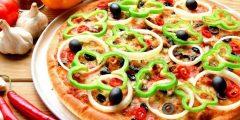 ما هي طريقة عمل البيتزا
