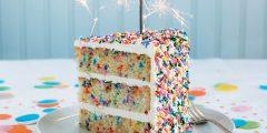 ما هي طريقة عمل الكيكة لعيد ميلاد