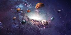 كيف خلق الله الكون