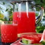 فوائد عصير البطيخ