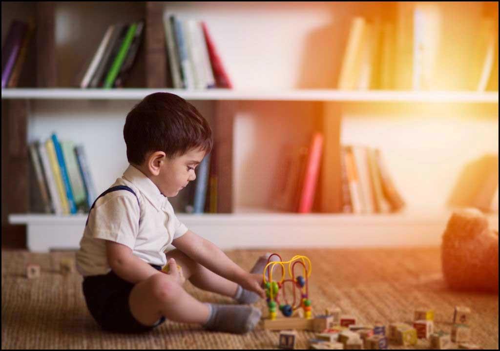أساليب تربية الطفل الصحيحة