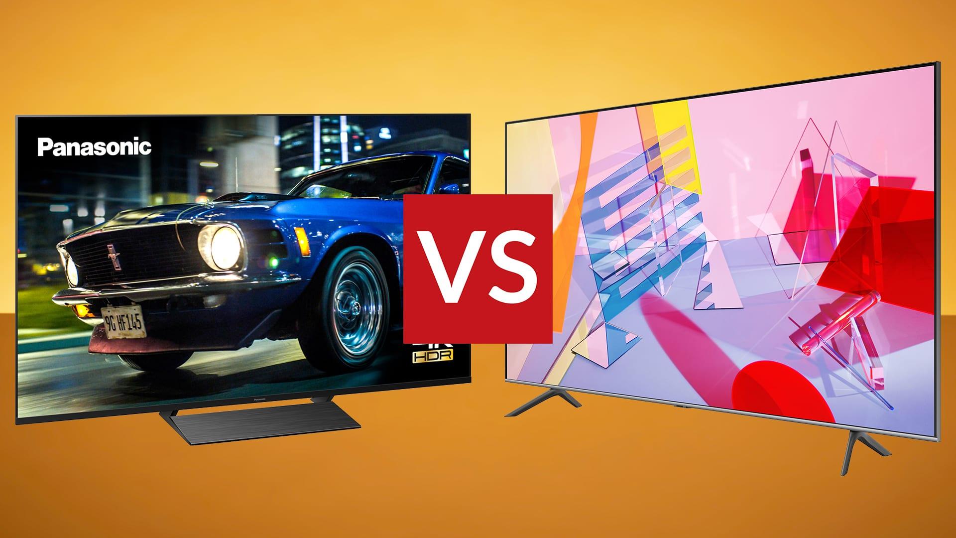 أيهما أفضل شاشات سامسونج أم باناسونيك