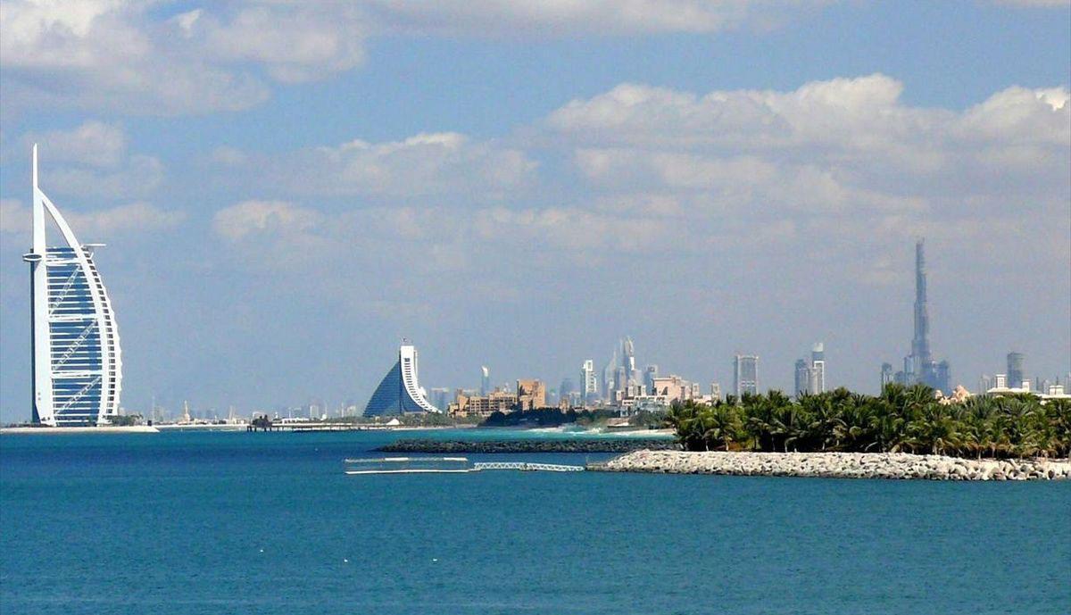 الطقس في دبي