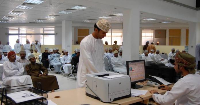 العمل في سلطنة عمان