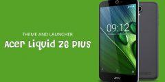 جوال ايسر Liquid Z6 Plus