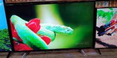 شاشة LG 43 بوصة سمارت 4k