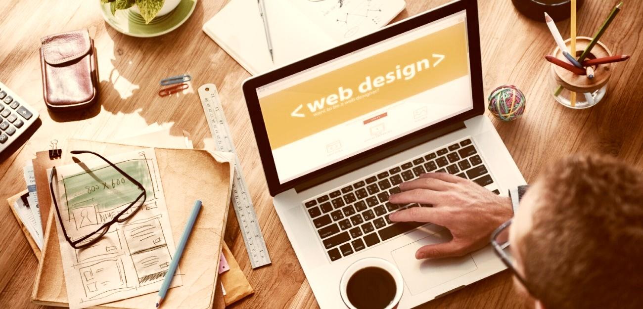 طريقة إنشاء موقع ويب