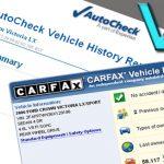 كل ما تريد أن تعرفه عن CarFax و AutoCheck