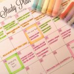 كيفية تنظيم الوقت للمذاكرة