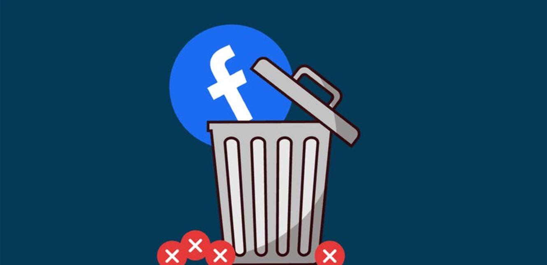 كيف أحذف الفيس بوك نهائياً