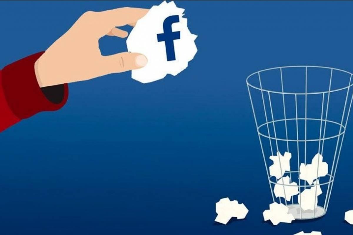 كيف أحذف حساب الفيس بوك