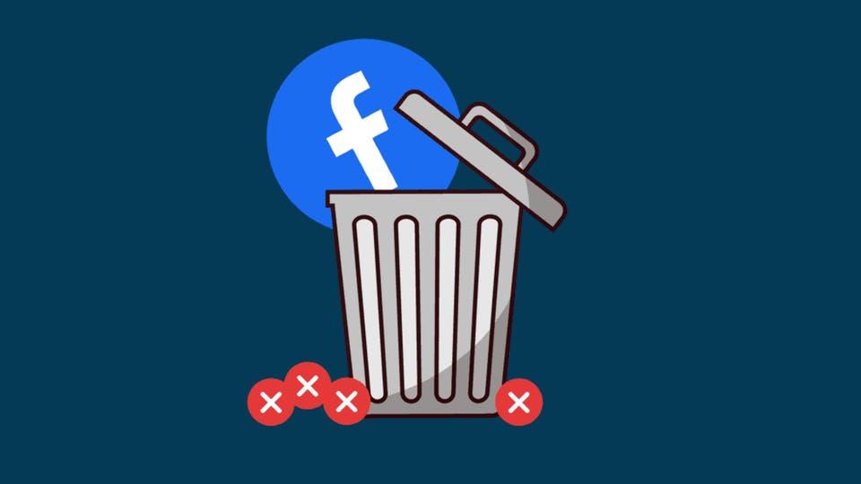 كيف أحذف حساب فيسبوك نهائياً