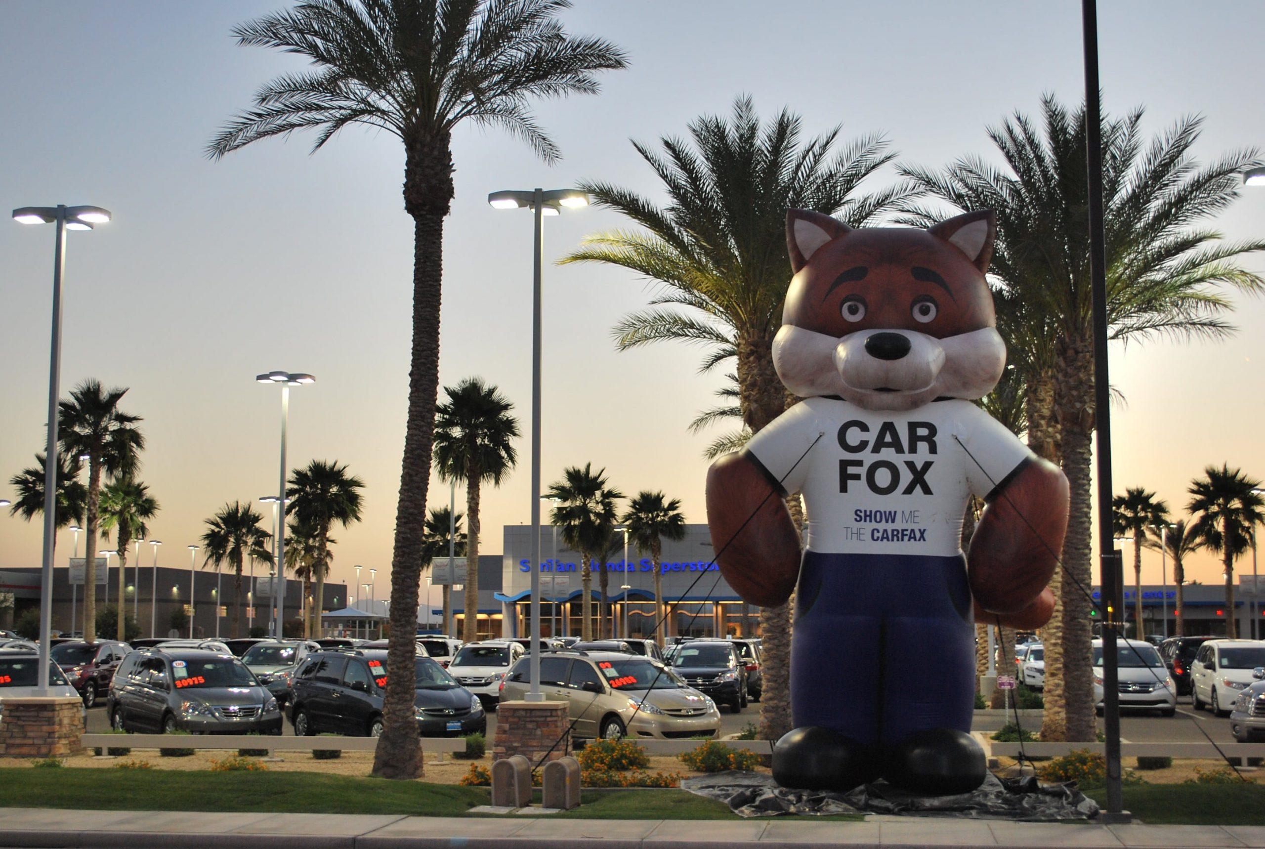 ماذا يظهر تقرير CarFax